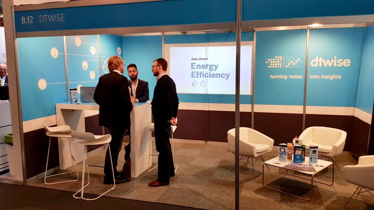 DTWISE at the European Utility Week 2018