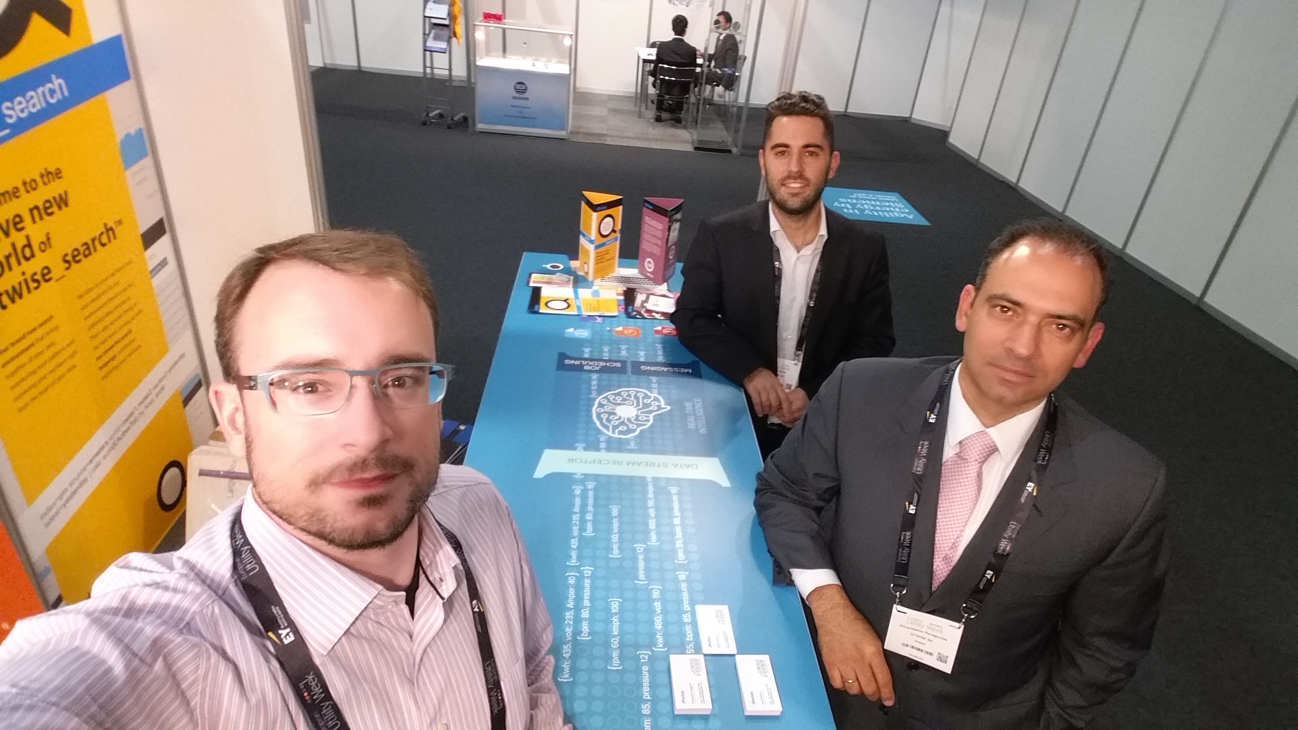 DTWISE at the European Utility Week 2015