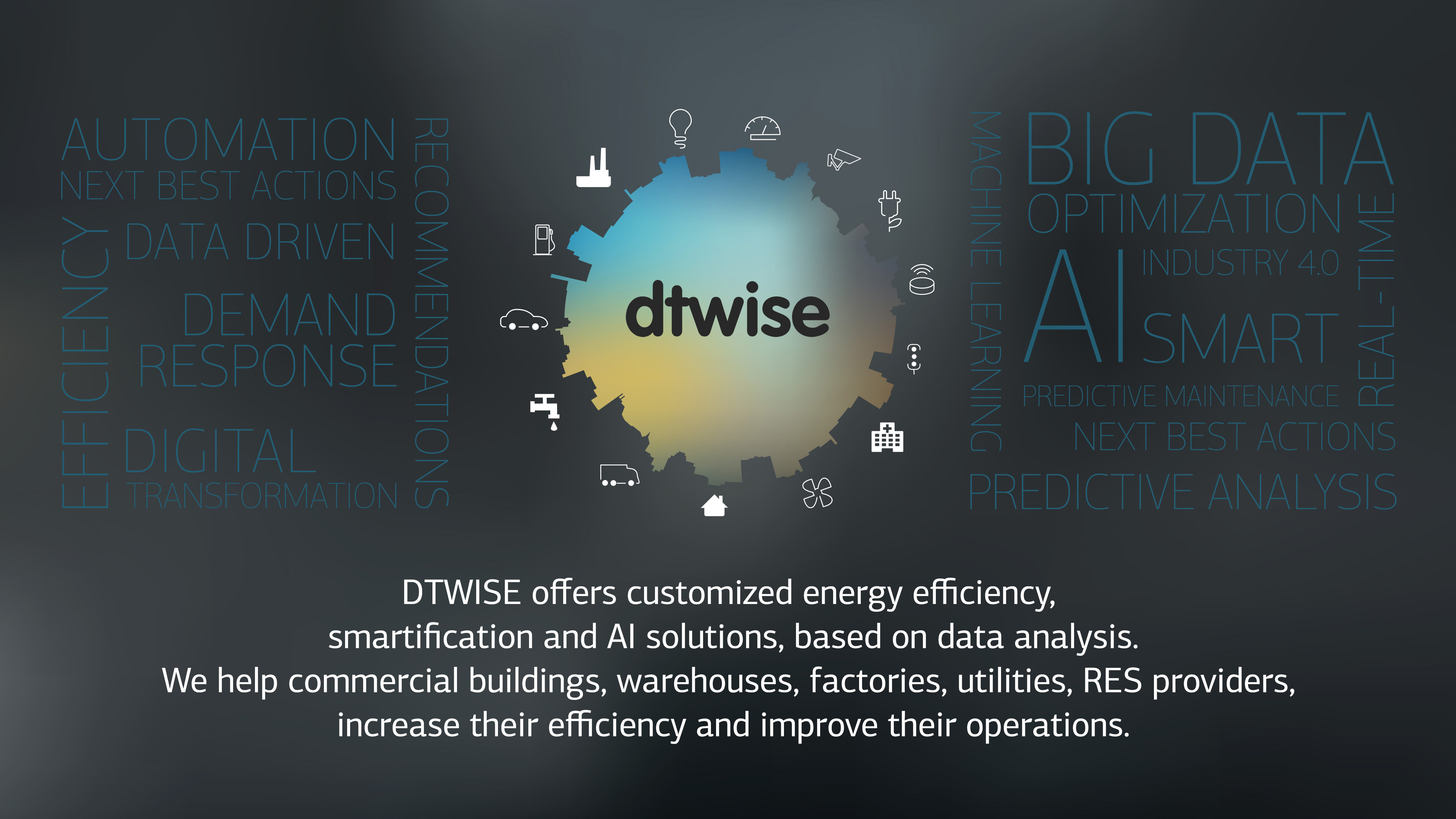 DTWISE Energy Management Solution