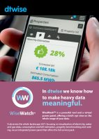 WiseWatch Product Flyer
